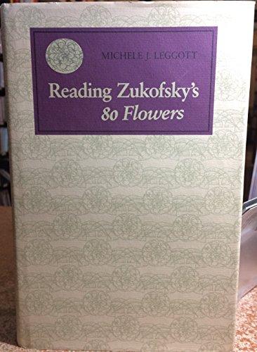 9780801833687: Reading Zukofsky's