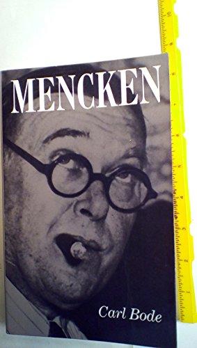 Mencken.: Bode, Carl.