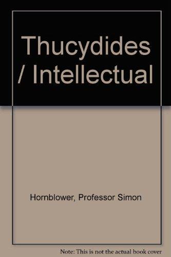Thucydides: Hornblower Simon