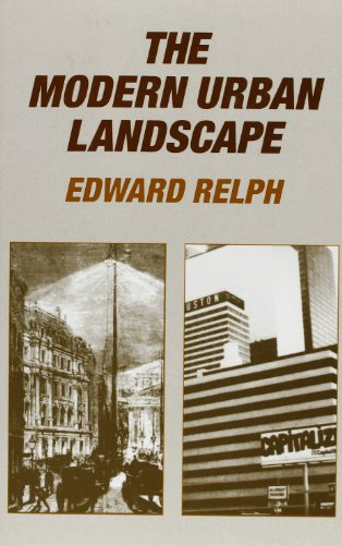 9780801835605: The Modern Urban Landscape: 1880 to the Present