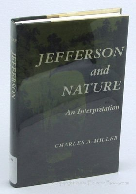 Jefferson and Nature: An Interpretation