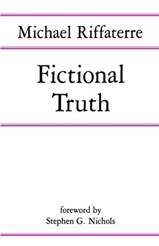 9780801839344: Fictional Truth (Parallax: Re-visions of Culture and Society)