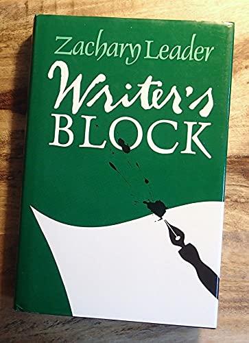 9780801840326: Writer's Block
