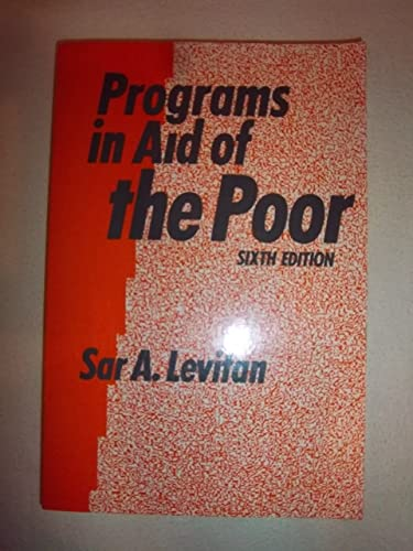 9780801840401: Programs in Aid of the Poor