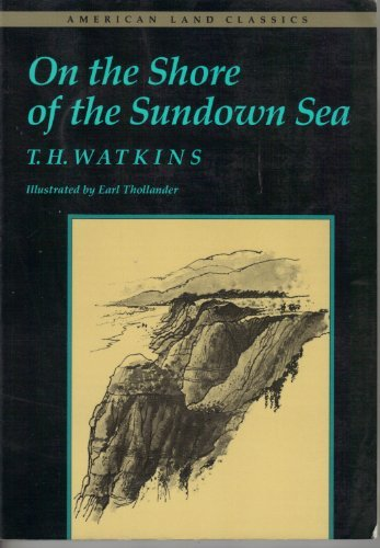9780801841293: On the Shore of the Sundown Sea (American Land Classics)