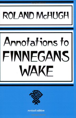 9780801841903: Annotations to Finnegans Wake