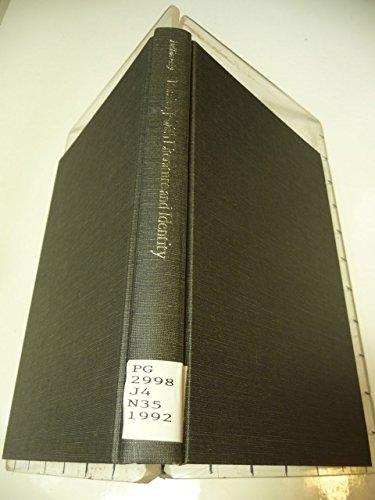 9780801842054: Russian-Jewish Literature and Identity: Jabotinsky, Babel, Grossman, Galich, Roziner, Markish (Johns Hopkins Jewish Studies)
