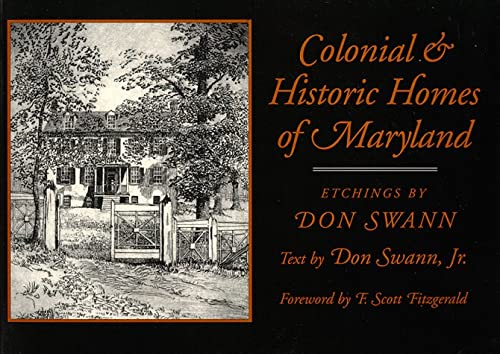 Colonial & Historic Homes of Maryland