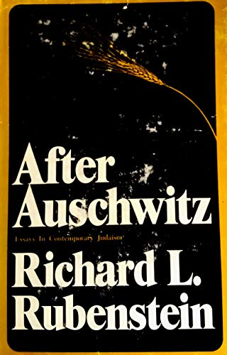9780801842849: After Auschwitz: History, Theology, and Contemporary Judaism (Johns Hopkins Jewish Studies)