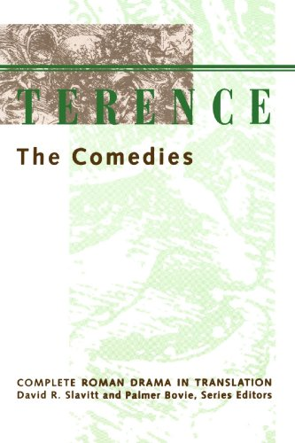 9780801843549: Terence: The Comedies (Complete Roman Drama in Translation)
