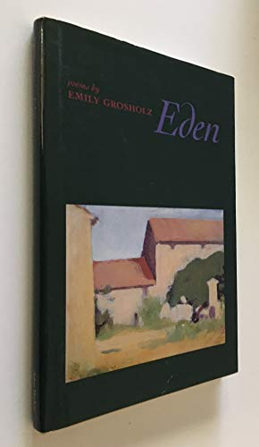 9780801843891: Eden (Johns Hopkins: Poetry and Fiction)