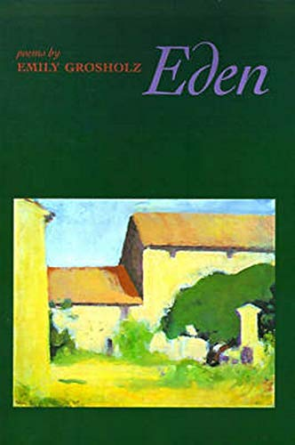 9780801843907: Eden (Johns Hopkins: Poetry and Fiction)