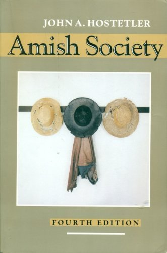 9780801844416: Amish Society
