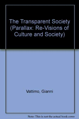 9780801845277: The Transparent Society