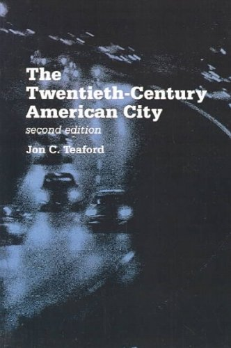9780801845505: The Twentieth-Century American City: Problem, Promise, and Reality (The American Moment)