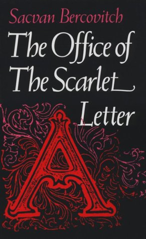 The Office of The Scarlet Letter (Parallax: Re-visions of Culture and Society)