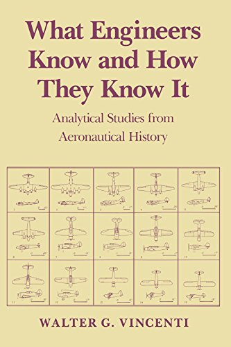 9780801845888: What Engineers Know and How They Know It: Analytical Studies from Aeronautical History (Johns Hopkins Studies in the History of Technology)