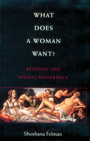 9780801846175: What Does a Woman Want?: Reading and Sexual Difference