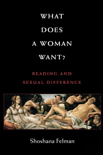 9780801846205: What Does a Woman Want?: Reading and Sexual Difference