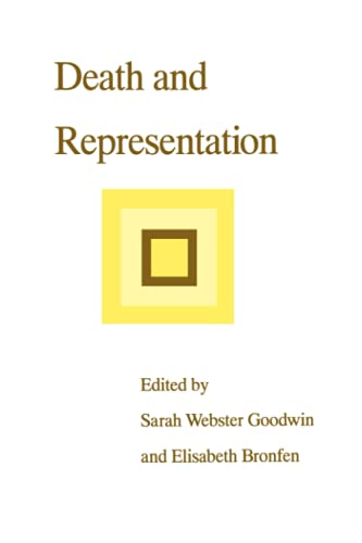 9780801846274: Death and Representation (Parallax: Re-visions of Culture and Society)