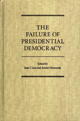 9780801846397: The Failure of Presidential Democracy (Complete Edition)