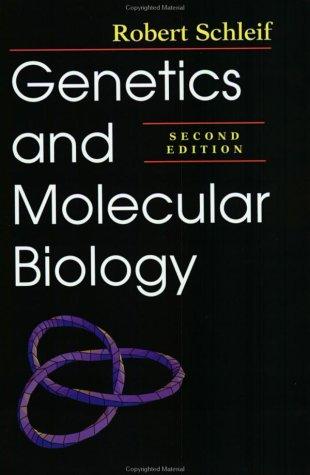 9780801846748: Genetics and Molecular Biology