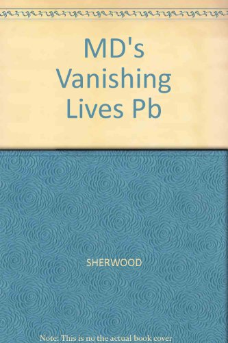 9780801847035: Maryland's Vanishing Lives