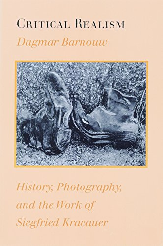 9780801847547: Critical Realism: History, Photography, and the Work of Siegfried Kracauer (Parallax: Re-visions of Culture and Society)
