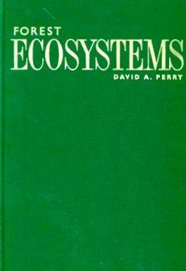 9780801847608: Forest Ecosystems