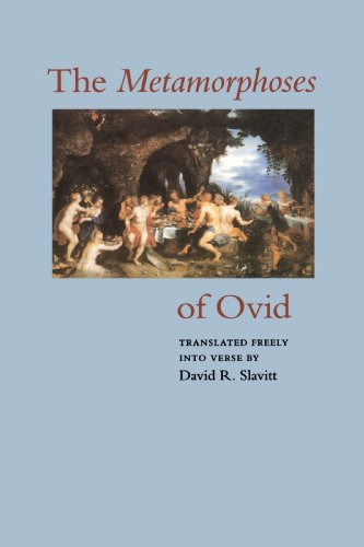 9780801847981: The Metamorphoses of Ovid