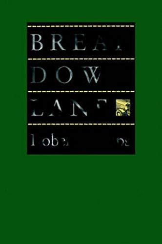 9780801848551: Breakdown Lane (Johns Hopkins: Poetry and Fiction)