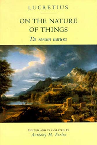 9780801850554: On the Nature of Things: De Rerum Natura