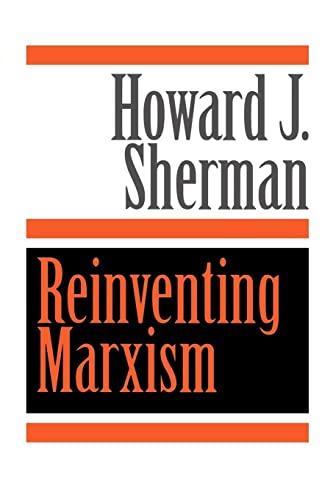 9780801850776: Reinventing Marxism