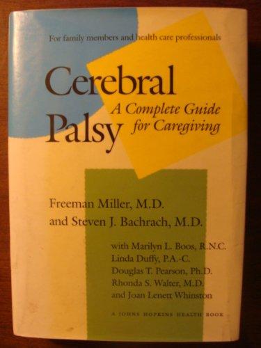 Cerebral Palsy Book