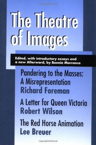 9780801852435: The Theatre of Images (PAJ Books)