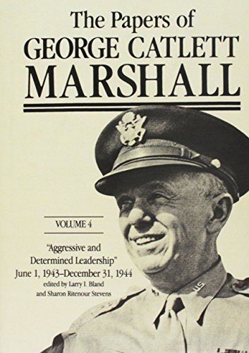 9780801853685: The Papers of George Catlett Marshall: