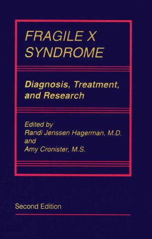 9780801853883: Fragile X Syndrome: Diagnosis, Treatment, and Research (Johns Hopkins Series in Contemporary Medicine and Public Health)