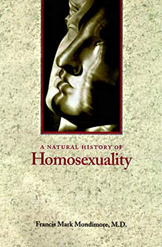 Natural History of Homosexuality (Paperback): Francis Mark Mondimore