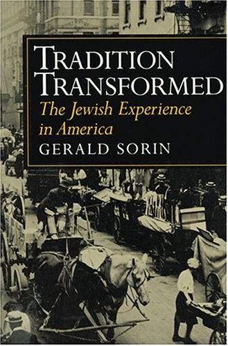 9780801854477: Tradition Transformed: The Jewish Experience in America (The American Moment)