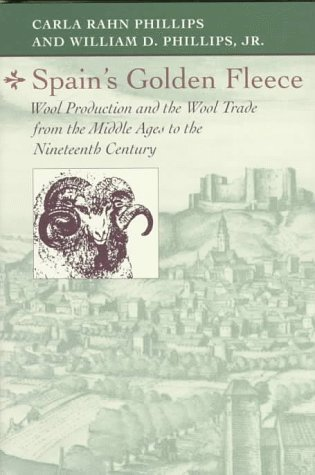 9780801855184: Spain's Golden Fleece: Wool Production and the Wool Trade from the Middle Ages to the Nineteenth Century