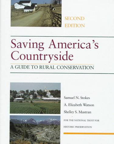 9780801855474: Saving America's Countryside: A Guide to Rural Conservation (National Trust for Historic Preservation)