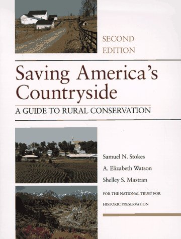 9780801855481: Saving America's Countryside: A Guide to Rural Conservation (National Trust for Historic Preservation S)