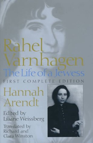 9780801855870: Rahel Varnhagen: The Life of a Jewess