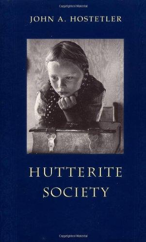 9780801856396: Hutterite Society