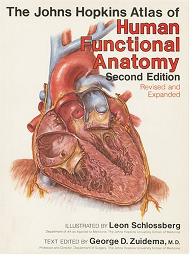 9780801856525: The Johns Hopkins Atlas of Human Functional Anatomy