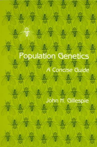 9780801857553: Population Genetics: A Concise Guide