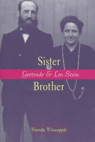 9780801858079: Sister Brother: Gertrude and Leo Stein