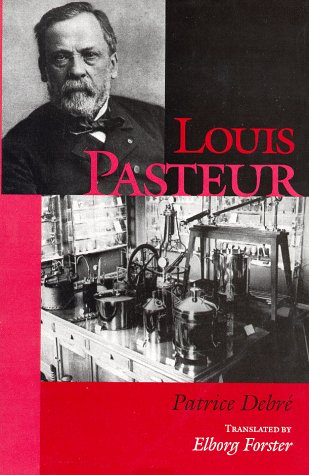 Louis Pasteur 9780801858086 Distinguished French immunologist and physician Patrice Debré offers an extensive, balanced, and detailed account of Louis Pasteur's life, struggles, and contributions. Drawing heavily on Pasteur's own scientific notebooks and writings, Debré presents a complete critical account of his discoveries and the controversies they raised with other scientists and occasionally with his closest associates.