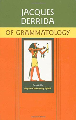 9780801858307: Of Grammatology