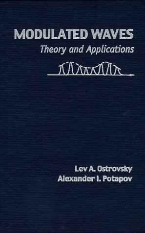 9780801858703: Modulated Waves: Theory and Applications (Johns Hopkins Studies in the Mathematical Sciences)